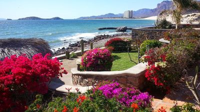 Photo for Oceanfront Paradise...3 Bedrooms, 2.5  Baths...On The Sea Of Cortez
