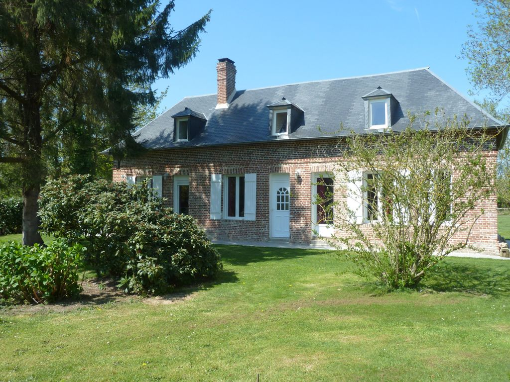 MINI FARM WITH GITE IN NORMANDY NEAR HONFLEUR DEAUVILLE ... - 1354104