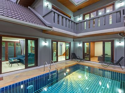 Photo for Design Private Pool Villa, 3 bedrooms, Naiharn