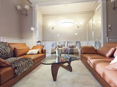 Photo for Apartment Barcelona Rentals -Apartment in Rambla Catalunya city center for 8 pax