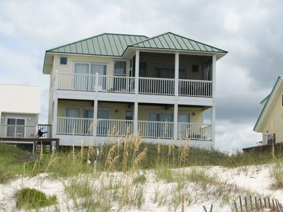 Photo for **ASK ABOUT SPECIALS** Gulf Front Home on Cape San Blas