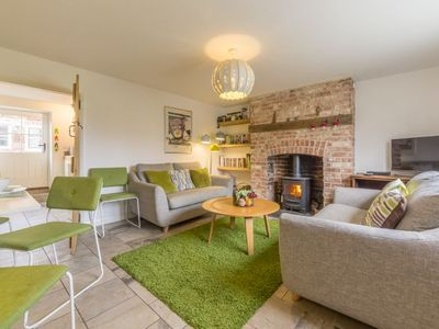 Photo for Chiffchaff cottage is the perfect escape for those wanting a cosy retreat