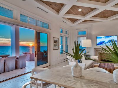 Photo for Villa Sandy Shores - Fall Specials - Gulf Front on 30A!!