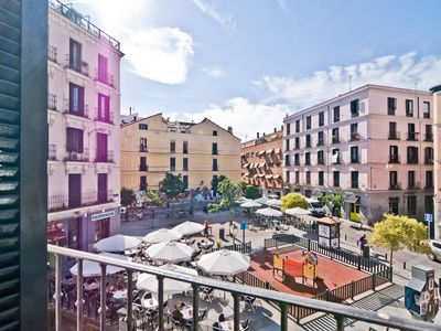 Photo for Malasaña: Amazing & extremely central 2BD flat