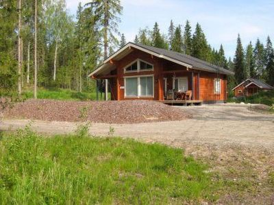 Photo for Vacation home Amero purnu 1 in Lieksa - 8 persons, 2 bedrooms