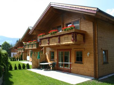 Photo for New, detached, deluxe chalets in Tirol