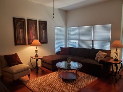 Photo for 2nd Floor 2 bedrm-Mountain Views with High End upgrades including Wood Floors