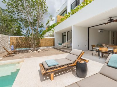 SAASIL Garden Villa with private pool - S1GV01