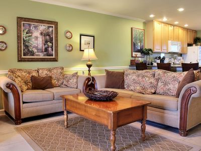 Photo for A Sight To Sea - 4 Bed / 4 Bath Gulf View Townhome in Cape San Blas