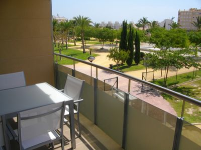 Photo for Luxurious apartment with pool in El Campello (center)