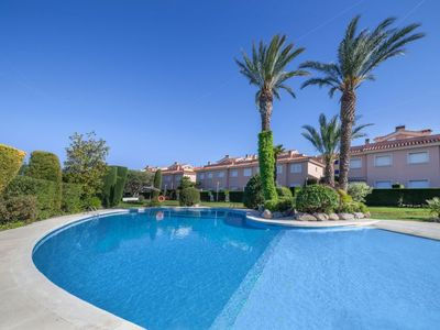 Photo for Apartment Vall d'Aro  in S'Agaró, Costa Brava - 7 persons, 3 bedrooms