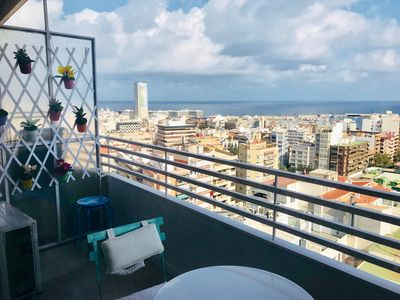 Photo for Spectacular views in the best area of Alicante