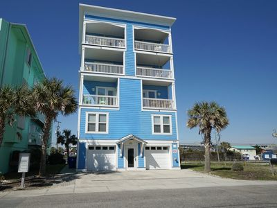 Photo for Ocean Views and great location near the boardwalk