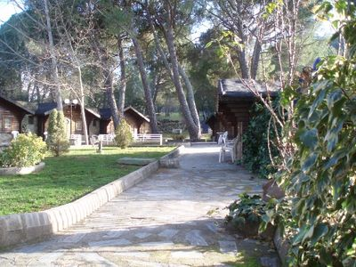 Photo for La Espuela cabin or bungalow for 2 people