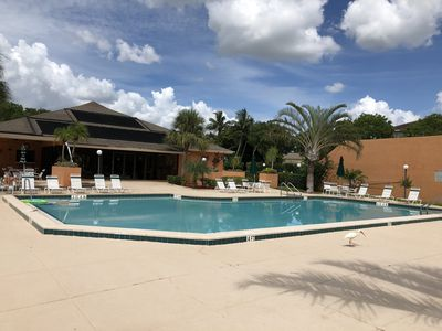 Photo for Newly remodeled condo heated pool within walking distance to Cape Harbour