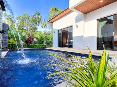 Photo for Rawai 2 bedroom pool villa