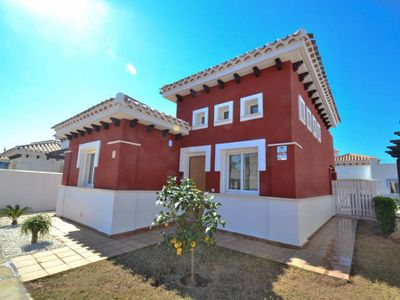 Photo for Mar Menor Golf Resort - Simply stunning villa with heated pool and large garden