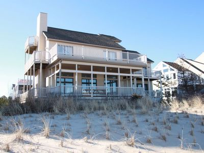 Photo for OCEAN FRONT, Huge Decks, Immaculate Spacious and Open Living/Dining Rooms, Kitchen & FREE ACTIVITIES