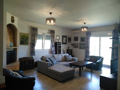 Photo for Two floor vacation home for up to 7 guests