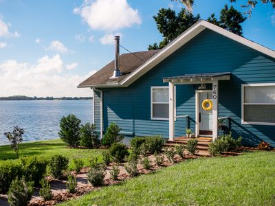 Photo for Lake Front Central Florida Home