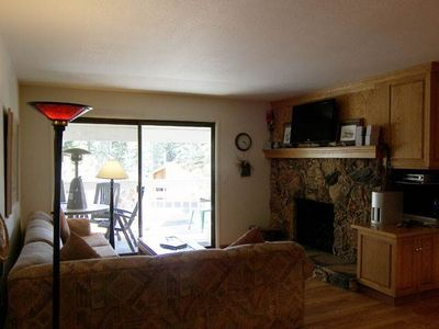 4 Bedroom, 4 Bath Condo with Flat Screen HDTV and Free Wi-Fi Internet