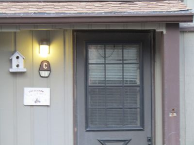 Photo for 3/2 Briarcliff C-11, right where you want to be! Monthly rates upon request