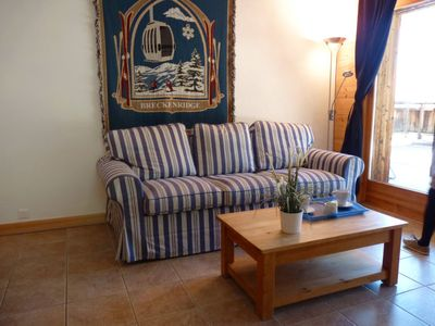 Photo for Apartment Les Chalets de Marie A20 in Ovronnaz - 4 persons, 1 bedrooms
