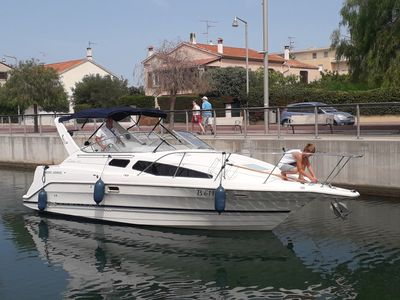 Photo for 2BR Boat Vacation Rental in Antibes