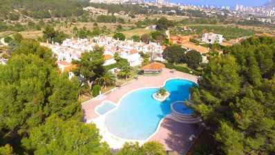 Photo for SPECIAL OFFER 3 bedroom, BIG swimmingpool and tennis Court