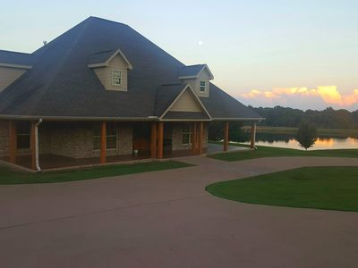 Photo for Spacious Lake Home - Great for Ole Miss Football!!