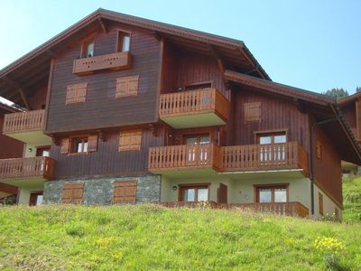 Photo for APARTMENT AT THE FOOT OF THE SLOPES