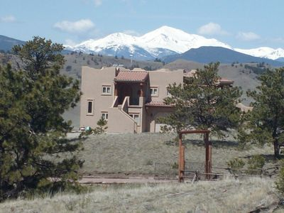 Photo for Seclusion, expansive views, and outdoor activities in the Rockey Mountains