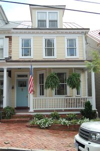 Photo for Elegant yet modern historic home in the heart of downtown Annapolis