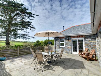 Photo for Vacation home Tresally in Wadebridge - Padstow - 2 persons, 1 bedrooms
