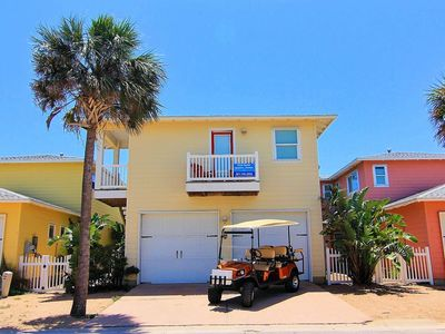 Photo for The Basket Case *FREE 6 Seat Golf Cart, Sleeps 14, Pets, Parking for 5 cars