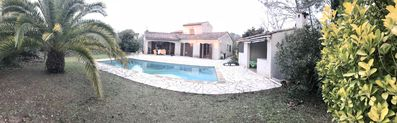 Photo for Charming Provençal Villa Private Pool Quiet Neighbourhood