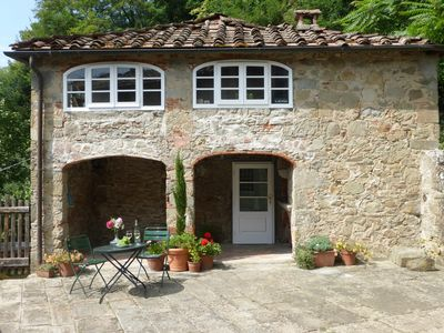 Photo for Hillside Cottage Near Bagni Di Lucca with wifi