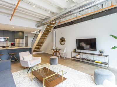Photo for Inventors Loft 4 - Relax/Play/Explore- Center City