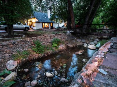 Photo for Creekside, steps to the Broadmoor, close to Zoo, Seven Falls, hike from house