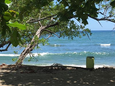 Photo for You imagine Costa Rica? Our location being on the beach is what You imagine:)