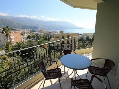 Photo for A Modern Apartment With Panoramic Sea And Spectacular Mountain Ranges