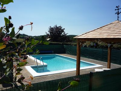 Photo for A Spacious Neo-breton Villa With Private, Heated Pool And Secure Gardens