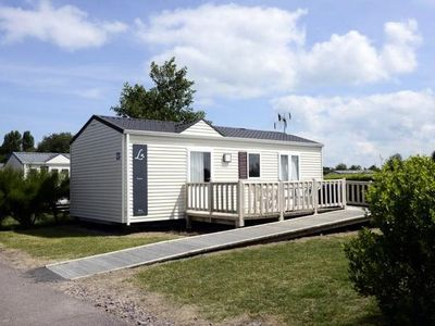 Photo for Camping Les Peupliers **** - Mobile Home 3 Rooms 4 People PMR