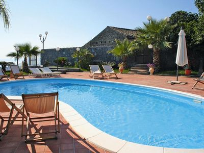 Photo for Holiday residence, Santa Venera-portosalvo  in Um Taormina - 4 persons, 1 bedroom