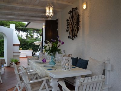 Photo for Villa Magnolia Private Residence at 200 meters from the sea