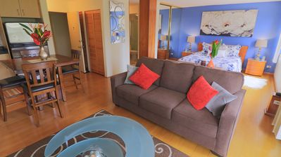 Luxury Waikiki 30 day Vacation Rental. You Deserve This!
