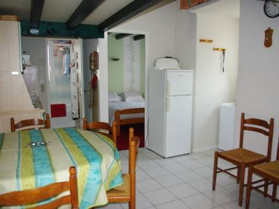 Photo for Holiday house 3 rooms and mezzanine 6pers 600 m beach ROYAN PONTAILLAC