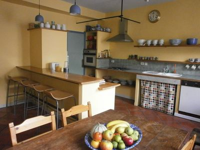 Photo for Super Town House in Bourg d'Oisans, Spacious & Bike Friendly with Garage & WiFi