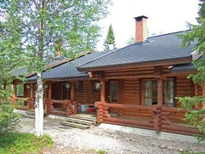 Photo for Vacation home Varilan lomamajat nr2 in Kuusamo - 8 persons, 2 bedrooms