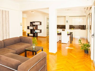 Photo for Stylish Penthouse in Athens Downtown close to Kolonaki!